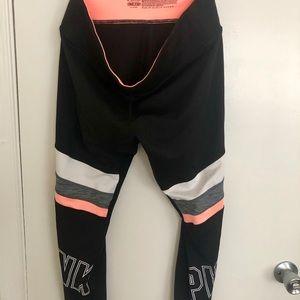 Victoria Secret Pink Workout Leggings